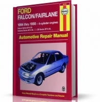 FORD FALCON, FAIRLANE (1994-1998)