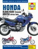 HONDA XL600/650V TRANSALP & XRV750 AFRICA TWIN (87 TO 07)