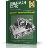 CZOŁG SHERMAN 1941 onwards (all M4 variants) - Haynes